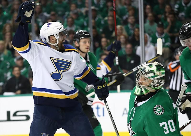 Blues Beat Stars To Force Game Seven In Nhl Playoffs