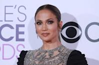 <p>JLo is like a walking advert for why it's important to eat well and exercise. She still looks fabulous at 47 (Photo:Rex) </p>