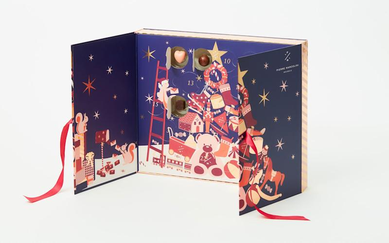 Piere Marcolini Advent calendar