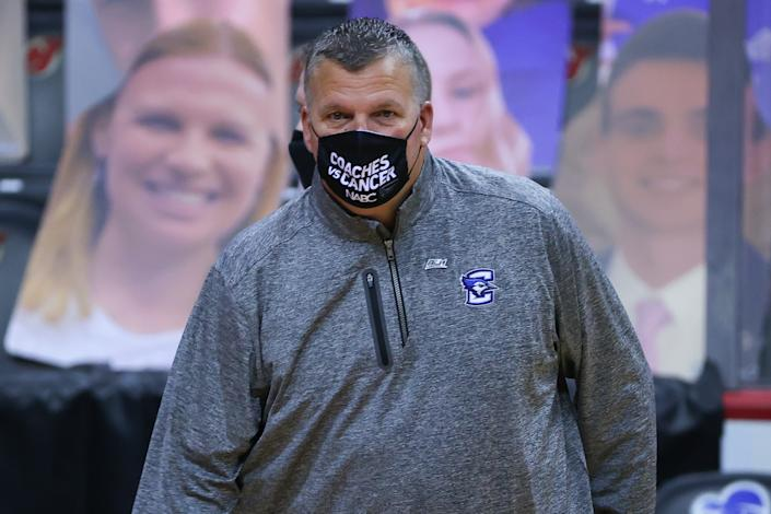 Creighton Bluejays head coach Greg McDermott
