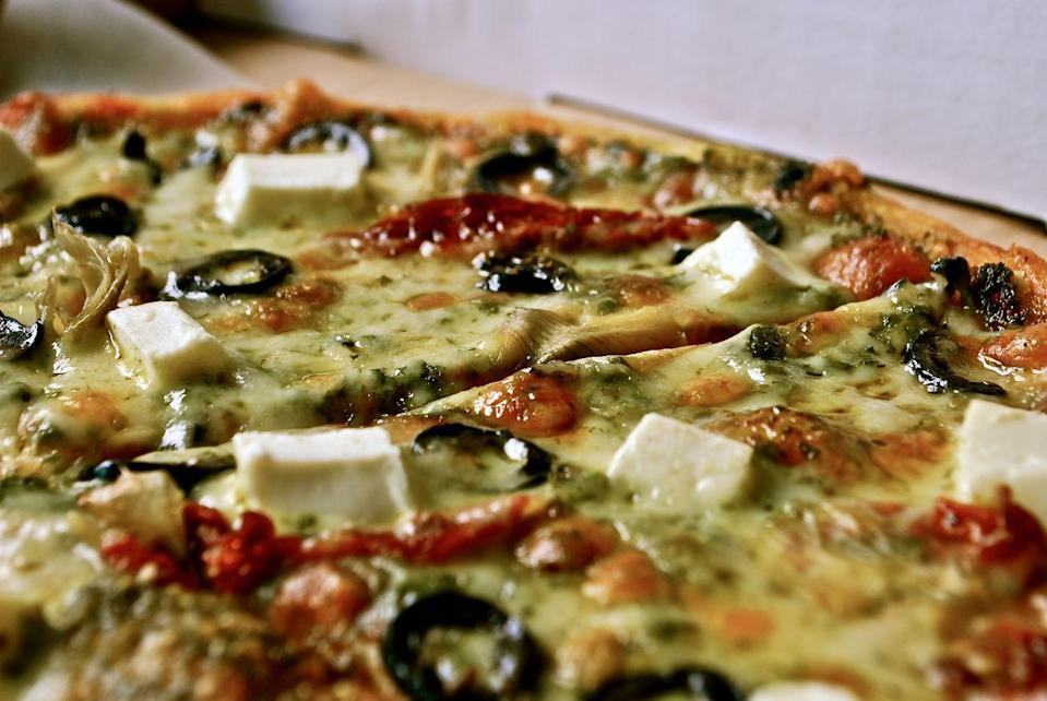 "<p>For $1.25 a slice, who isn't on board with the pizza IKEA has to offer? They typically have traditional pepperoni and cheese, but they occasionally have other topping options to tickle your fancy. <br></p><p>Photo: Flickr/<a href=""https://www.flickr.com/photos/kittykaht/6341842575/in/photolist-aEpARn-25gHmwe-TGPbxw-fNBUXY-bXY9Sh-9AWDtm-bhYF3H-bi26hB-bJHEN6-a8LQgp-8xvwvu-a5nB5p-brZJVV-zTF1w-qYH47h-5Y1647-9hxoDH-a9B3tL-wroe8F-cWyHMW-7i2bR-NQycmz-25YTmWM-2dWuqMB-5MGiC5-2dWuqGr-rJFwic-9rXvKy-NX4rV-aD1H91-aJNzXM-htVqWH-bmQ9Ze-21qcTwy-95xWJe-aJEvZR-9fPaiV-ceW87j-6eWJfY-avVo6F-eLC9nS-eLyqcz-7GXnWp-9FXWP5-bjF4dV-5ko7SE-ikehRW-aZ4SEz-9jzNL8-bmQa18/"" rel=""nofollow noopener"" target=""_blank"" data-ylk=""slk:KittyKaht"" class=""link rapid-noclick-resp"">KittyKaht</a></p>"