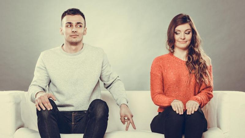 Don't let first date nerves get in the way of asking the right questions. Photo: Getty
