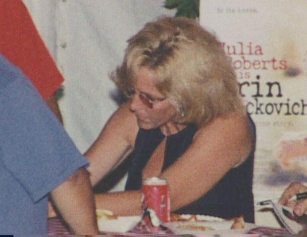 PHOTO: Erin Brockovich pictured at an event for the movie 'Erin Brockovich.' (Courtesy of Erin Brockovich)