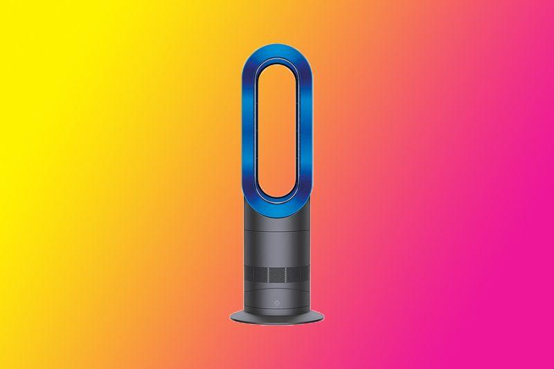 This Dyson fan/heater has a rare Cyber Monday deal at QVC. (Photo: QVC)