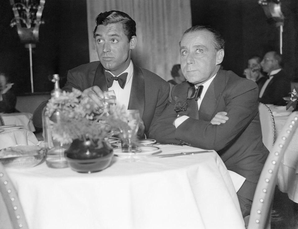 <p>The same year that Grant struck out on his own, a feat no actor had been able to survive in Hollywood, he starred in RKO's <em>Sylvia Scarlett</em>. The film was not only a success, but proved that independent contracting could occur in the studio contract era. </p>