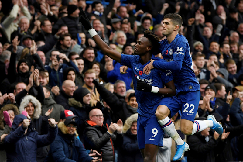 Premier League: Sixth Straight Win Lifts Chelsea to Second on Points Table