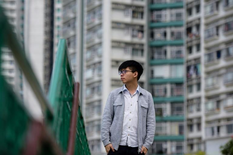 Hong Kong student and pro-democracy campaigner Joshua Wong says a more representative political system remains a priority