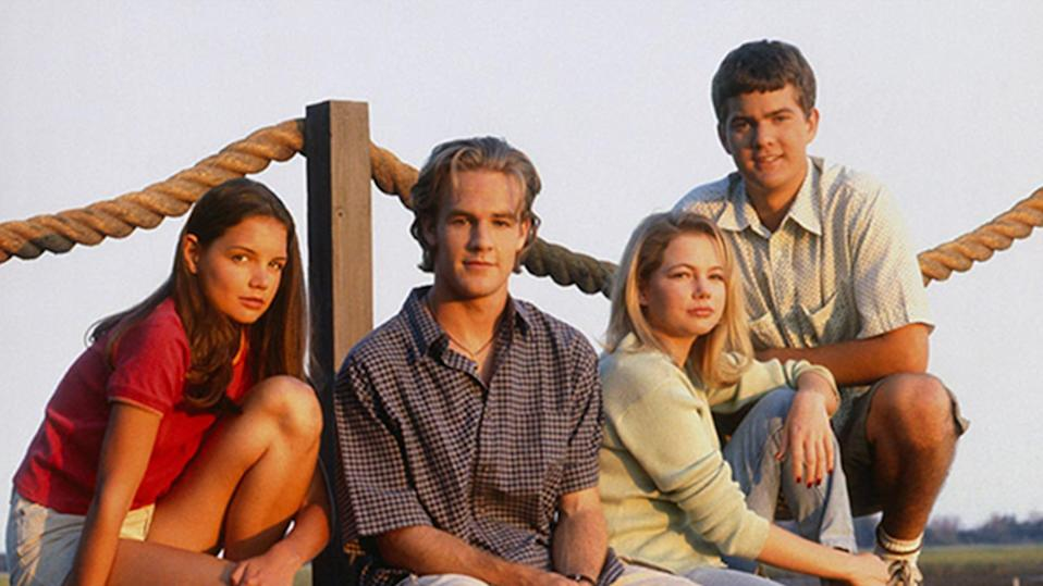 This hit tv show aired on the WB from 1998 to 2003.