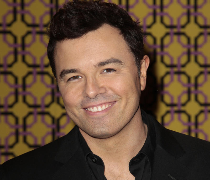 "Comedian Seth MacFarlane said his joke about Harvey Weinstein at the Oscars in 2013 ""came from a place of loathing and anger."""