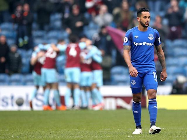 Theo Walcott happy to be helping Everton despite lack of goals