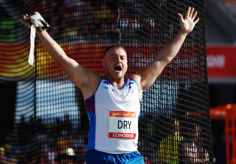 Athletics: British hammer thrower given four-year ban for 'gone fishing' lie