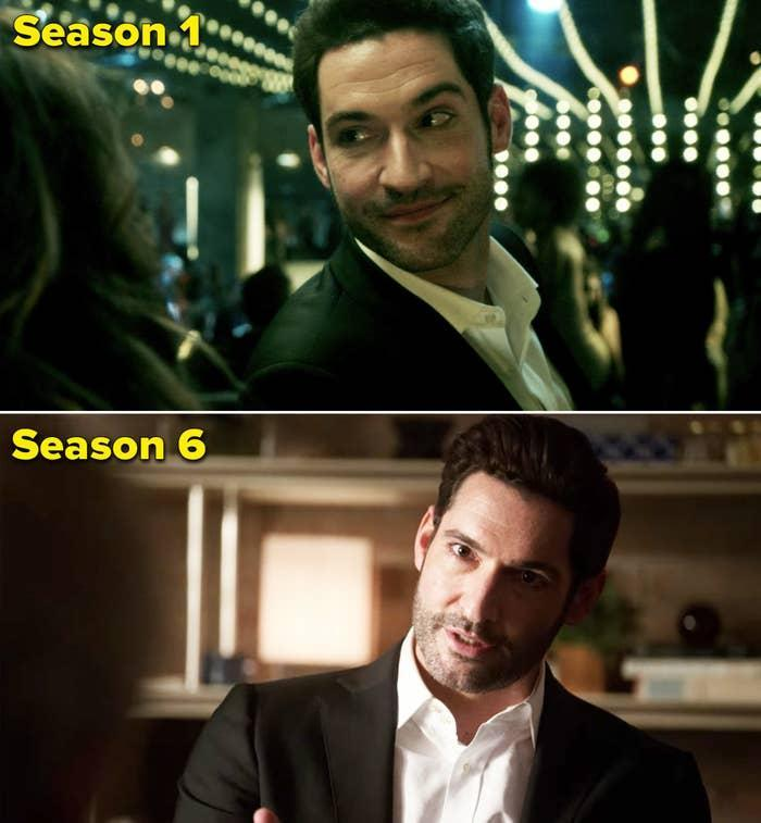 Tom landed the role of Lucifer Morningstar in 2016 and starred in the show for 93 episodes. Speaking about ending the show after six seasons, Tom said,