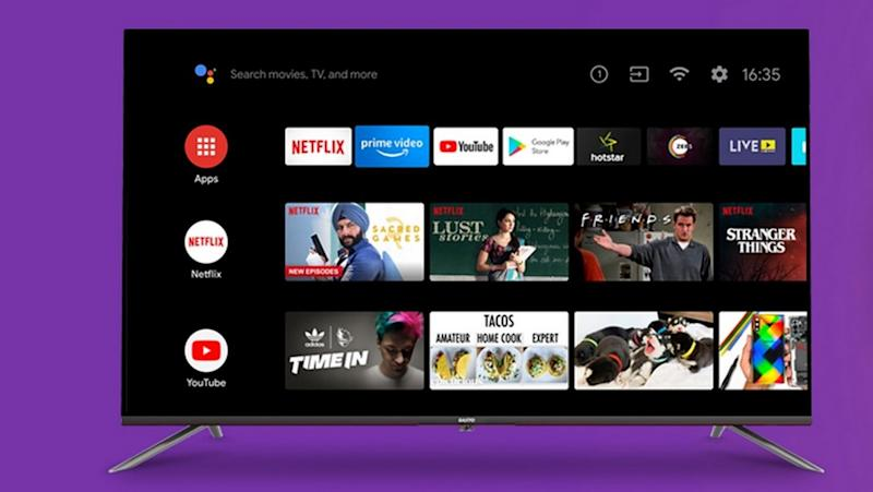 Panasonic unveils three Sanyo Kaizen Android TVs in India, pricing starts at Rs 29,999