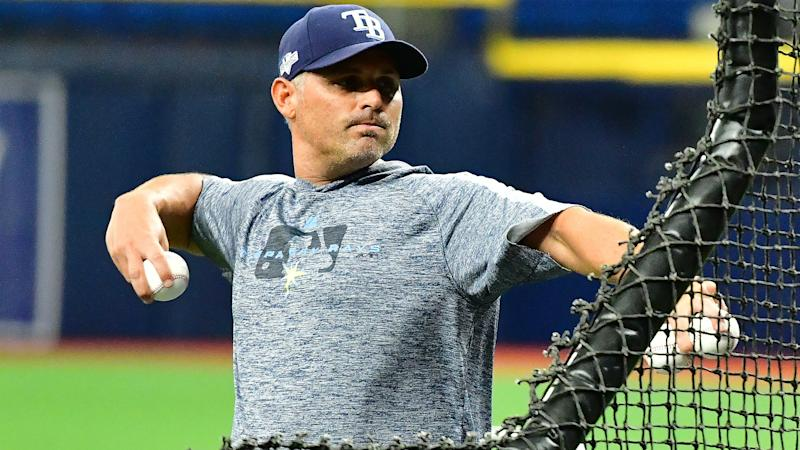 Coronavirus: Tampa Bay Rays open Tropicana Field for limited workouts