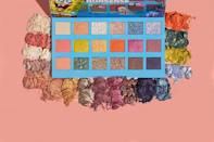 <p>The <span>Wet n Wild SpongeBob Squarepants Nautical Nonsense Eyeshadow Palette</span> ($15) is a fun way to incorporate color into your summer makeup looks.</p>