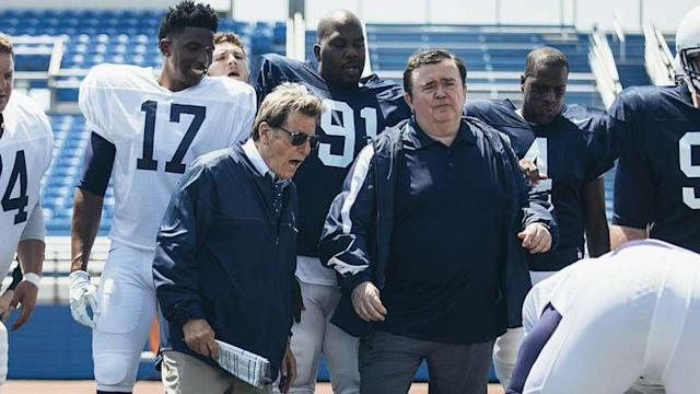 Al Pacino as Joe Paterno in HBO's <em>Paterno</em>. (Photo: Atsushi Nishijima/HBO)