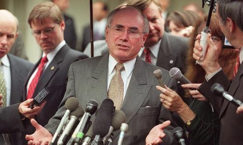 Coalition was hesitant to take action on climate change 20 years ago too, cabinet papers show