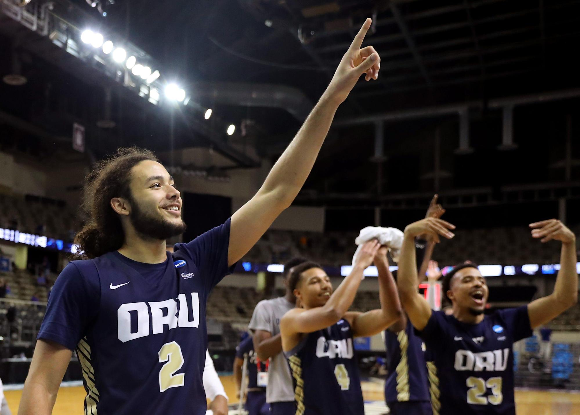William Wilson on What Makes Oral Roberts University the Cinderella Team of the 2021 NCAA Tournament?