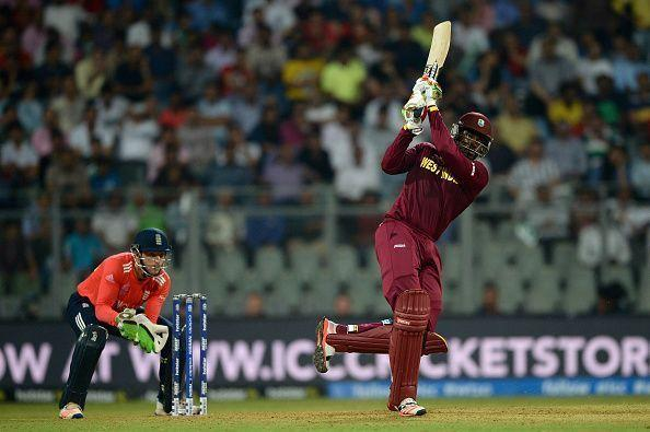 Chris Gayle is one of the most destructive batsmen in ODI history