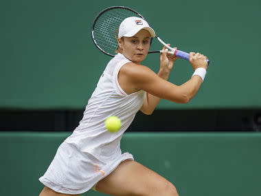 Ashleigh Barty maintains numero uno spot in latest WTA rankings despite last-16 exit at Wimbledon 2019