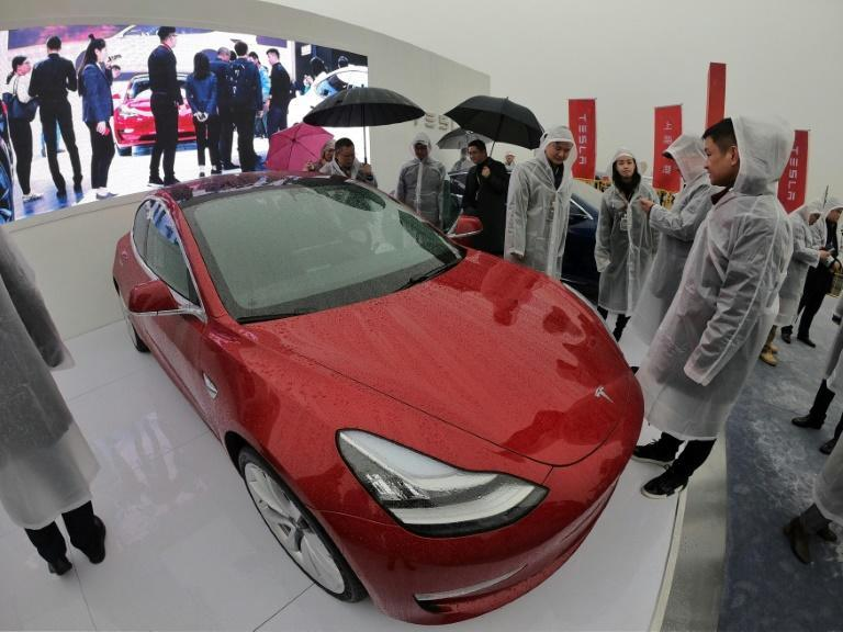 Elon Musk said Tesla's Shanghai plant would suppply China with 'affordable versions' of its Model 3