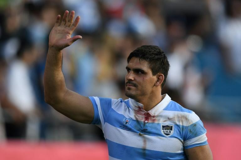 Flanker Pablo Matera was stripped of the captaincy and suspended