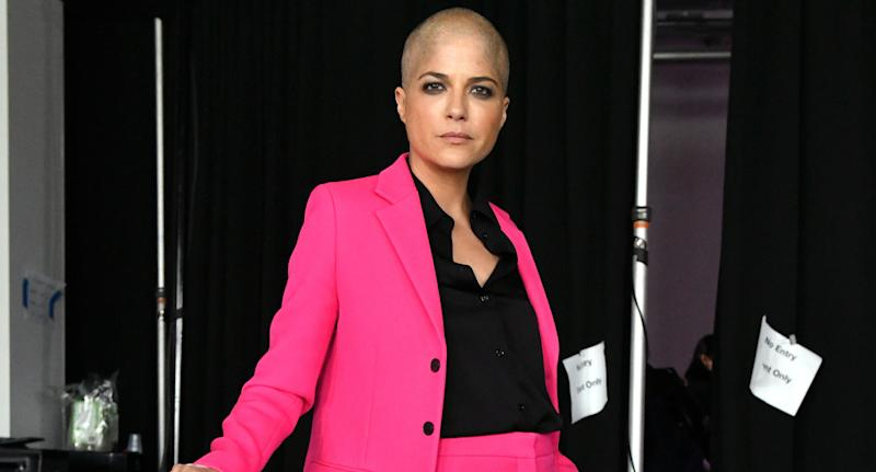 Selma Blair told to make plans for death ahead of chemo treatment