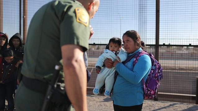 "Lucy Nicholson/ReutersPresident Donald Trump's promised sweep of ""millions"" of undocumented immigrants across the United States failed to materialize over the weekend, but the issuance of stringent restrictions on access to the U.S. asylum system on Monday could pose an even greater risk to those fleeing violence and persecution in Central America.In a joint statement issued by the Department of Homeland Security and the Department of Justice, the administration notified the public that it will publish an interim final rule adding ""a new bar to eligibility for asylum for an alien who enters or attempts to enter the United States across the southern border.""The rule, apparently targeting the massive influx of asylum seekers from Central America, would prevent almost every migrant from pursuing an asylum claim in the United States if they did not first apply for asylum protections in the country or countries through which they traveled on their way to the U.S. border.""This interim rule will help reduce a major 'pull' factor driving irregular migration to the United States and enable DHS and DOJ to more quickly and efficiently process cases originating from the southern border,"" said Acting Secretary of Homeland Security Kevin K. McAleenan, who added that the rule is intended to discourage migrants from traveling through Mexico to reach the United States.Advocacy organizations were swift to condemn the Trump administration's latest attempt to weaken the nation's asylum system, and vowed to fight the proposed rule change in court.""The Trump administration is trying to unilaterally reverse our country's legal and moral commitment to protect those fleeing danger,"" said Lee Gelernt, deputy director of the American Civil Liberties Union's Immigrants' Rights Project. ""This new rule is patently unlawful and we will sue swiftly.""The Refugee and Immigrant Center for Education and Legal Services (RAICES) said that the rule change amounts to ""ending asylum protections for all minorities,"" and vowed to fight the proposal ""in the courts and in the streets.""""It's an Asian ban. It's a Muslim ban. It's a Latino ban. It's a Black ban,"" the organization said in a release. ""It's racist and wrong on every level.""Aaron C. Morris, executive director of Immigration Equality, a nonprofit that advocates for LGBT people in the immigration system, called the proposed rules ""reprehensible.""""It is their most blatant attempt so far to dismantle the asylum system altogether in clear violation of domestic and international law,"" Morris saiad. ""LGBTQ people have remarkably strong asylum cases due to the high risk of persecution in their countries of origin. Denying them the chance to apply for protection in the United States will lead to senseless and avoidable violence and death.""Under the U.S. Immigration and Nationality Act (INA), as well as a host of international treaty agreements, all migrants who enter the country by any means are entitled to apply for asylum protections if they claim that they fear persecution or violence in their home countries. Refoulement, the legal term for the forcible return of asylum-seekers to countries where they face potential persecution or torture, is illegal under both the INA and international law.Attorney General William Barr said in a statement that the proposed rule changes will sidestep these barriers, citing a section of the INA that allows the government ""to enhance the integrity of the asylum process"" by placing additional restrictions on asylum seekers.""The United States is a generous country but is being completely overwhelmed by the burdens associated with apprehending and processing hundreds of thousands of aliens along the southern border,"" Barr said, an argument that has been met with stiff legal challenges in other suits against the administration's unilateral attempts to change the asylum system.Under the proposed rule change, migrants must satisfy at least one of three stipulations to be allowed to seek asylum in the United States: have applied for asylum protections in at least one country through which they transited en route to the United States, and been denied; prove that they are a victim of human trafficking; or prove that they traveled to the United States exclusively through one of a few dozen countries that are not party to international treaty agreements regulating the treatment of asylum seekers.But by discouraging asylum seekers from using legal means of entry, advocates said that the rule change will likely increase the number of people turning to human traffickers to get into the country.""Every time there's a new law enforcement initiative, traffickers and smugglers are very adept at adapting it to their own advantage,"" Wendy Young, executive director of Kids In Need of Defense, told The Daily Beast.""If people perceive that it's too hard to get to the border to present themselves... they may fall into the trap"" of seeking assistance from human traffickers, Young added, which means that the rule change could result in the U.S. government ""inadvertently fueling transnational criminal activity.""In addition to exacerbating the problems that the Trump administration hopes to address—a common issue with the White House's immigration policies—the rule change contains a fairly glaring contradiction. One of the treaties named in the proposed rule change, the United Nations Convention and Protocol Relating to the Status of Refugees, prevents the forcible return of asylum-seekers to countries where they face persecution, torture, or death—a likely result if the proposed rule were to be implemented. The rules are the latest attempt by the Trump administration to curb access to asylum system, which the president has called ""ridiculous"" and riddled with ""major loopholes."" Other moves to discourage asylum have included threatened tariffs against Mexico if it failed to interdict migrants headed north, the so-called ""Remain in Mexico"" policy barring asylum-seekers from entering the United States to seek asylum, and the aforementioned nationwide raids on undocumented immigrants, first issued as a threat if Congress did not pass new asylum restrictions.Even among those other attempts to limit access to asylum, advocates called the rule change uniquely dangerous.""This rule reaches a shameful new low,"" said Archi Pyati, chief of policy at the Tahirih Justice Center, which provides legal services to immigrant women and girls fleeing gender-based violence and persecution. ""Children fleeing life-threatening circumstances, women fleeing rape and severe domestic violence, families trying to avoid persecution—none will be allowed to seek asylum. This blanket rejection of asylum claims simply because someone approaches the southern border is inhuman and unfair.""Read more at The Daily Beast.Get our top stories in your inbox every day. Sign up now!Daily Beast Membership: Beast Inside goes deeper on the stories that matter to you. Learn more."