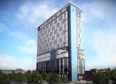 Las Vegas Welcomes First Delta Hotels By Marriott During Groundbreaking Ceremony