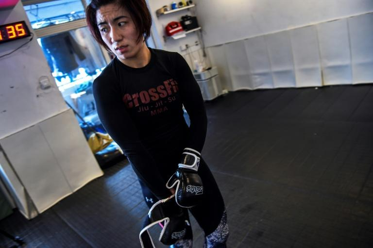 A former judoka in China's state sports system, Miao Jie switched to MMA, the formidable multi-discipline amalgam of grappling and striking typified by Ultimate Fighting Championship (UFC) stars such as Ireland's Conor McGregor