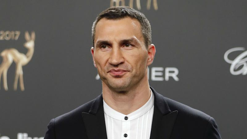Klitschko worried for boxing's Olympic future