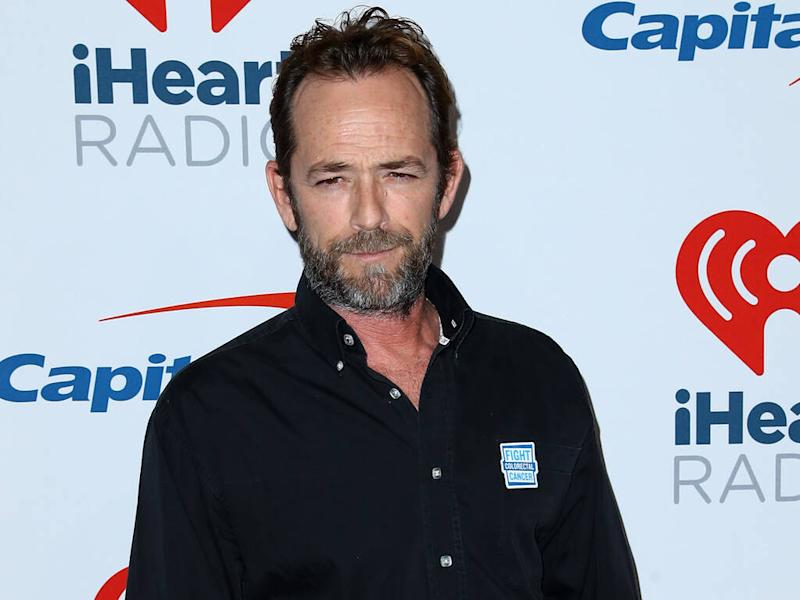 Academy Awards bosses blame lack of time for Luke Perry's In Memoriam absence