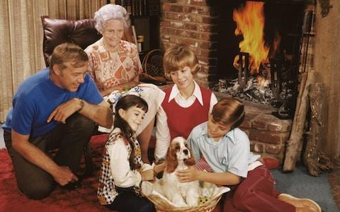 Families have changed significantly since the 1970s - Credit: Fox Photos