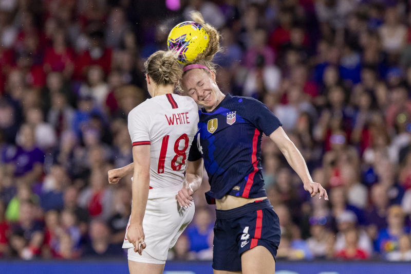 Head injuries are a big risk in soccer, and not just at the highest levels. (Photo by Joe Petro/Icon Sportswire via Getty Images)
