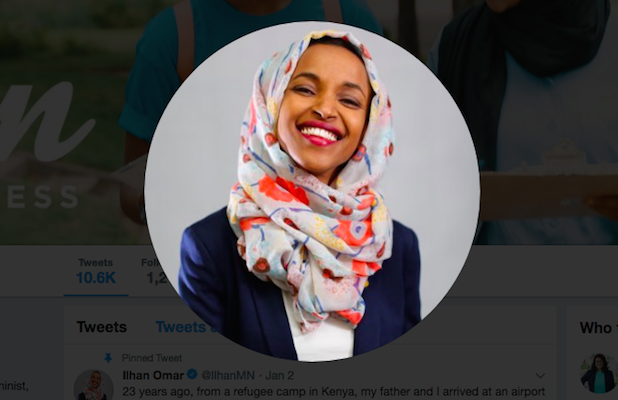 Rep. Ilhan Omar Trolls Trump by Tweeting Photos From Africa Trip With Nancy Pelosi