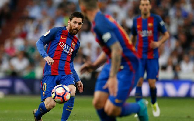 <span>Messi gets into his stride</span>