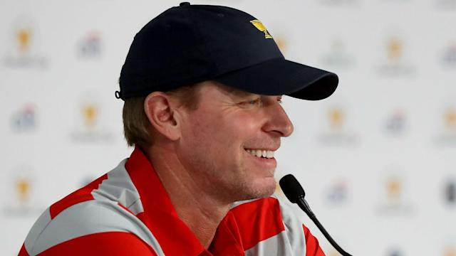 Steve Stricker, 51, would love to be the United States captain at the 2020 Ryder Cup.