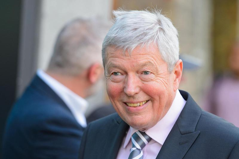 Former Cabinet Minister Alan Johnson will stand down at the general election: PA