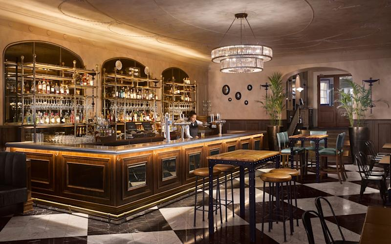 Once a staid Edinburgh institution, The George now has some cosmopolitan cachet thanks to an overhaul by the InterContinental Group