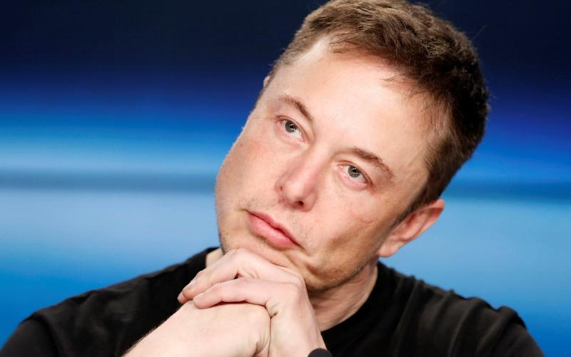 Elon Musk has given a tearful interview to the New York Times - REUTERS