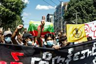 Myanmar has been in uproar since the military coup