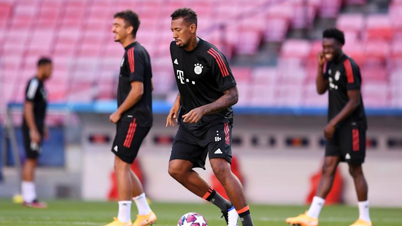 Boateng faces late fitness test for Champions League final
