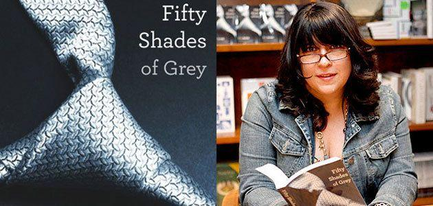 'Fifty Shades of Grey' and its author EL James