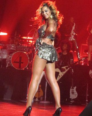 REVIEW: Beyonce - 'Live At Roseland: Elements Of 4'