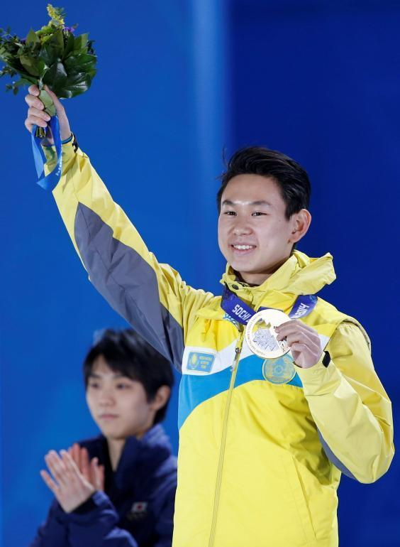 Denis Ten: Suspect detained after Olympic figure skater was stabbed to death during attempted robbery