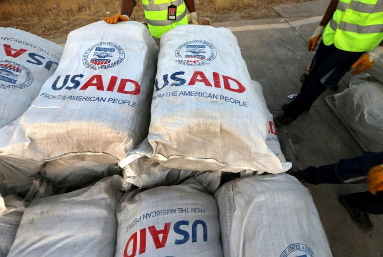 USAID sends humanitarian supplies to more than 100 countries
