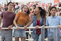 <p>This teen drama focuses on a group of friends coming of age in inner-city Los Angeles. After two seasons, the show has addressed deportation, gang violence, and plenty of typical high school stuff. Ultimately though, it's about friendship and facing all that life can throw at you with your best buds by your side.</p>