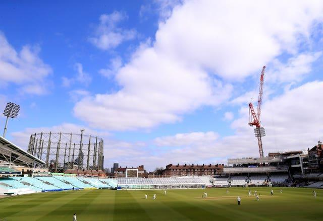 Surrey v Middlesex – Pre-Season Match – Day One – The Oval