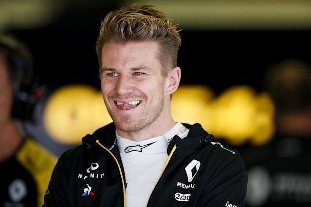 ECR drops Pigot but denies it's signed Hulkenberg