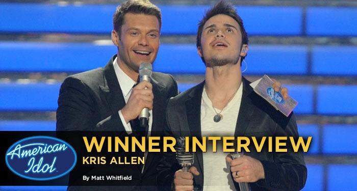 "Despite the fact that <a href=""/american-idol/show/34934"">""Idol's""</a> newly crowned champ, <a href=""/kris-allen/contributor/2461090"">Kris Allen</a>, thinks his competitor Adam Lambert should have won, we still have to give the guy some props. Not only is he incredibly kind, but the kid can sing! His ability to handle the immense amount of pressure placed on him during the home stretch was particularly impressive. He held his own against the glam rocker, and was rewarded for his valiant effort… and for that sickeningly sweet smile of his! Click through the following slideshow to see what the Arkansas native had to say about his surprise victory, his intact marriage, and his promising future."